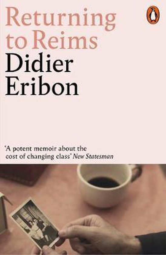 Boek cover Returning to Reims van Didier Eribon (Paperback)