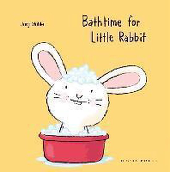 Boek cover Bathtime for Little Rabbit van Jorg Muhle (Hardcover)