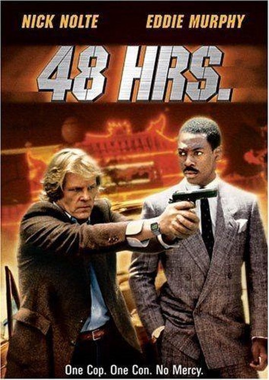 Cover van de film '48 Hours'