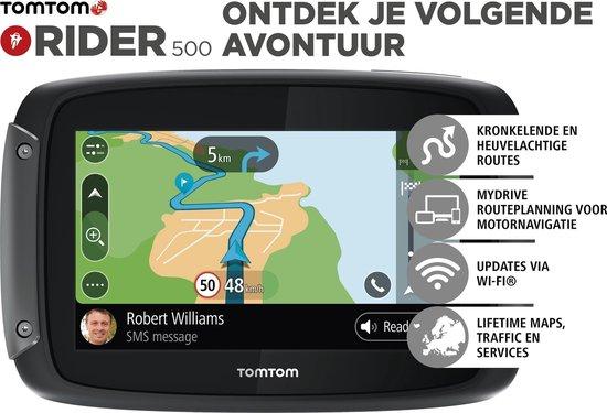 TomTom Rider 500 Europa