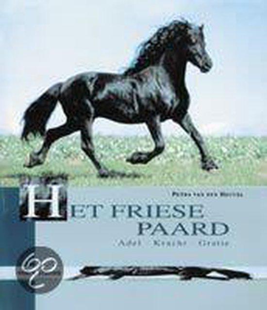 Het Friese Paard - Petra Van Den Heuvel |
