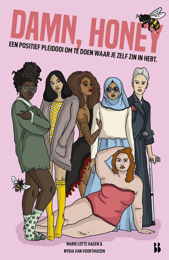 Boek cover Damn, honey! van Marie Lotte Hagen (Onbekend)