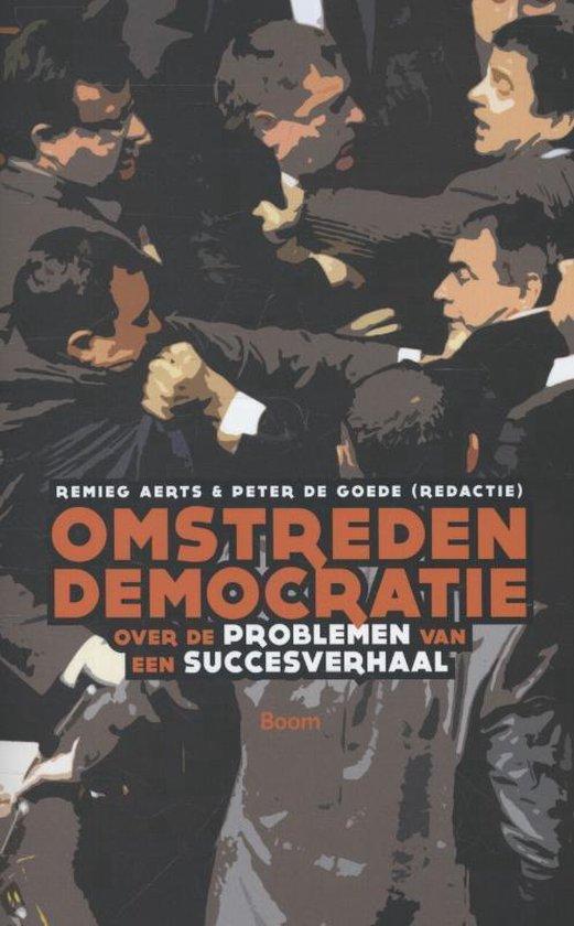 Omstreden democratie - Remieg Aerts  