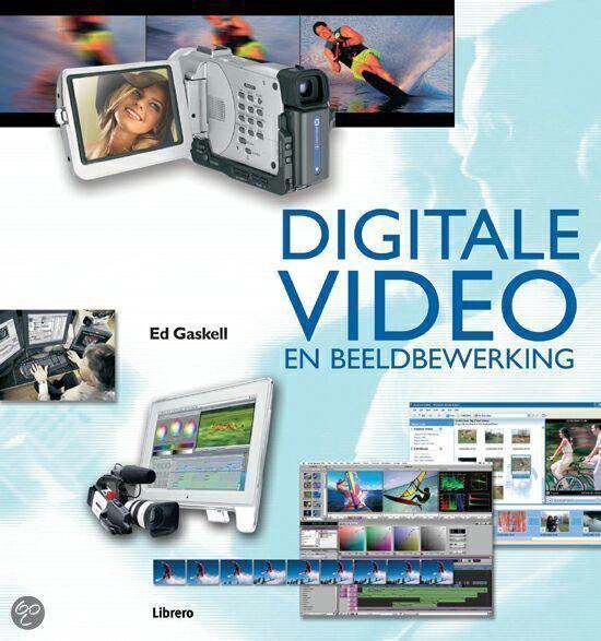 Cover van het boek 'Digitale video'