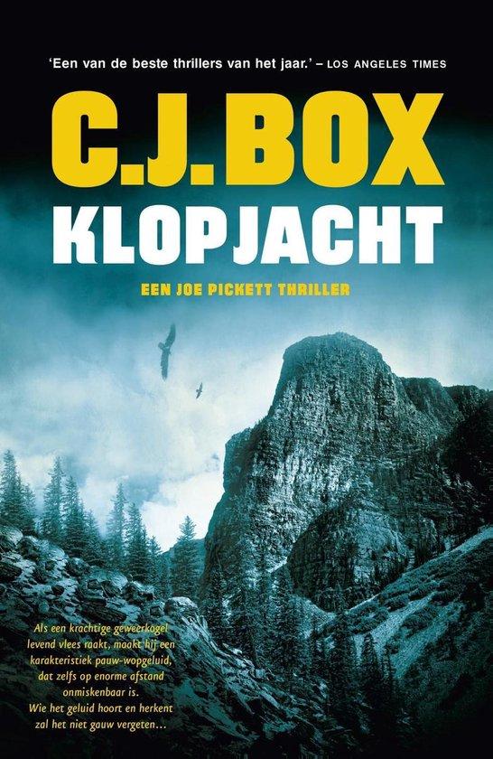 Klopjacht - C.J. Box pdf epub