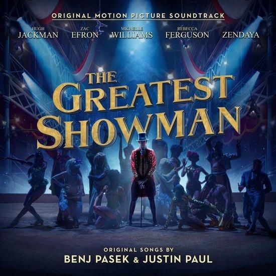 The Greatest Showman: Original Motion Picture Soundtrack (LP) - various artists