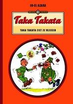 Taka takata ziet ze vliegen