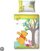 Disney Winnie the Pooh - Dekbedovertrek - Eenpersoons - 120 x 150 cm - Multi