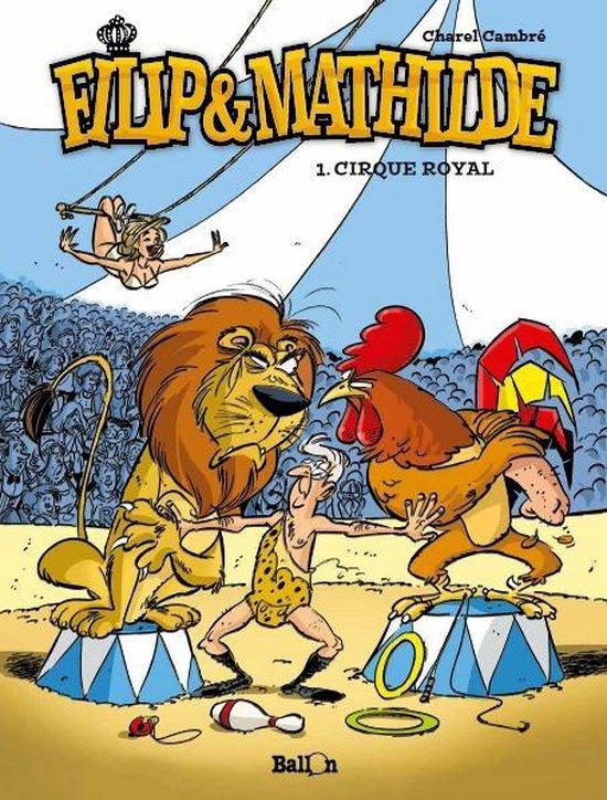 Filip & mathilde 01. cirque royal - Charel Cambré |