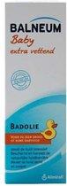 Balneum Baby Extra Vettend Badolie - Voor de zeer droge of ruwe babyhuid - 200 ml