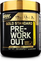 Optimum Nutrition Gold Standard Pre-Workout - 30 servings - Pineapple