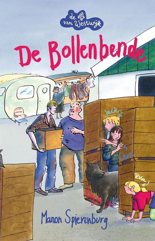 De 4 van Westwijk - De bollenbende - Manon Spierenburg pdf epub
