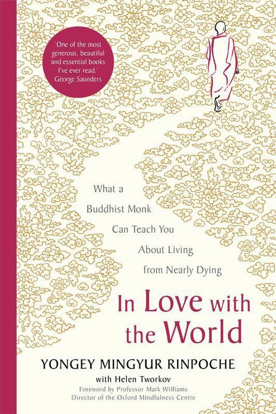 In Love with the World : What a Buddhist Monk Can Teach You About Living from Nearly Dying