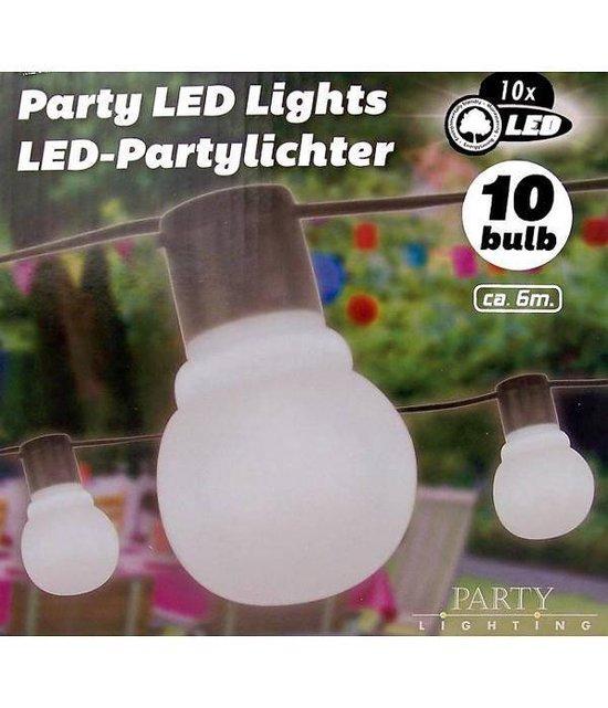 Party Lighting LED light white 10pcs 10LED - Party Lighting