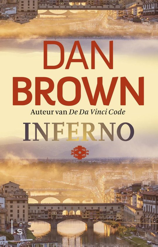 Boek cover Inferno van Dan Brown (Onbekend)