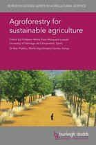 Omslag Agroforestry for sustainable agriculture