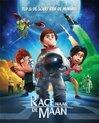 Race Naar De Maan (Capture The Flag) (Blu-ray)