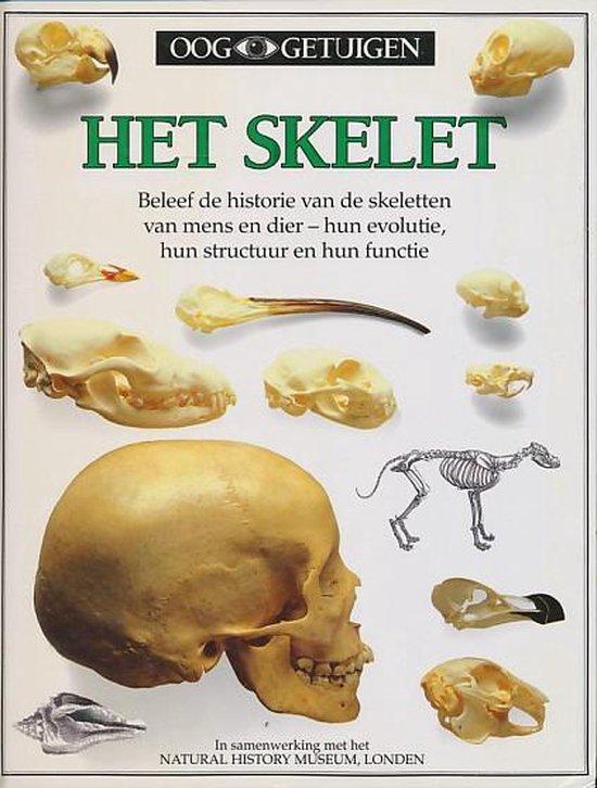 Het skelet - Steven J. Parker