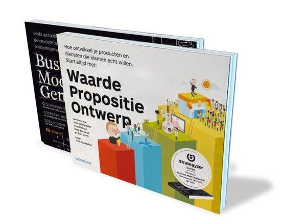 Combi business model generatie en waarde propositie ontwerp - Alex Osterwalder | Fthsonline.com