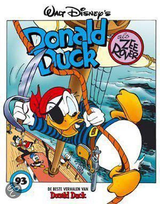 Beste Verhalen D Duck 093 Als Zeerover - Disney |
