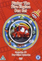 Finley The Fire Engine Volume 1 To 3 Dvd