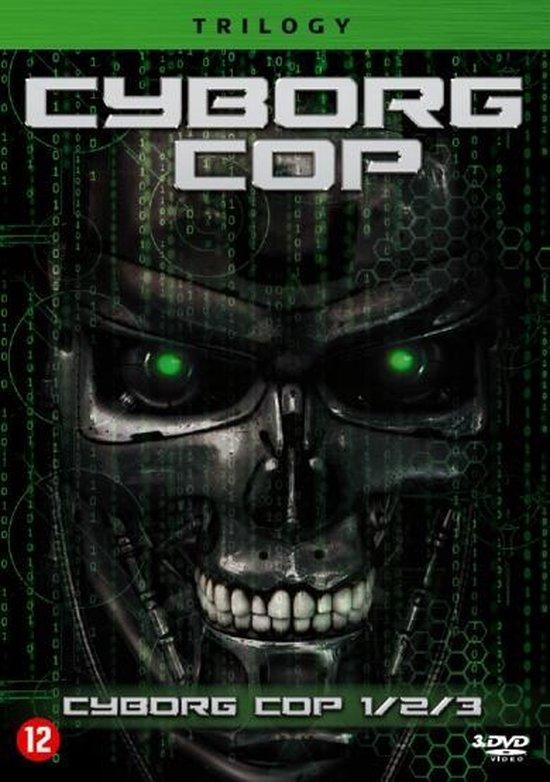 Cover van de film 'Cyborg Cop Trilogy'