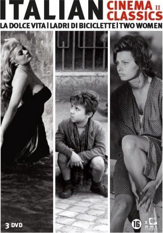 Cover van de film 'Italian Cinema Classics - Deel 2'
