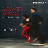 Duo D'Accord - Works For Two Pianos