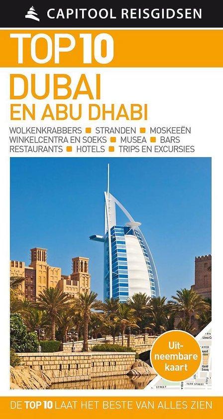 Capitool Reisgids Top 10 Dubai en Abu Dhabi - Capitool  