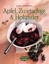 Omslag Apfel, Zwetschge & Holunder