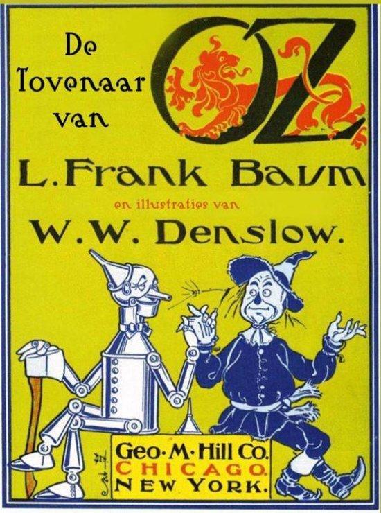 De Tovenaar van Oz - L. Frank Baum pdf epub