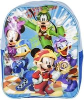 Disney Mickey Mouse Donald Duck Pluto Rugzak Rugtas School Tas 2-5 jaar