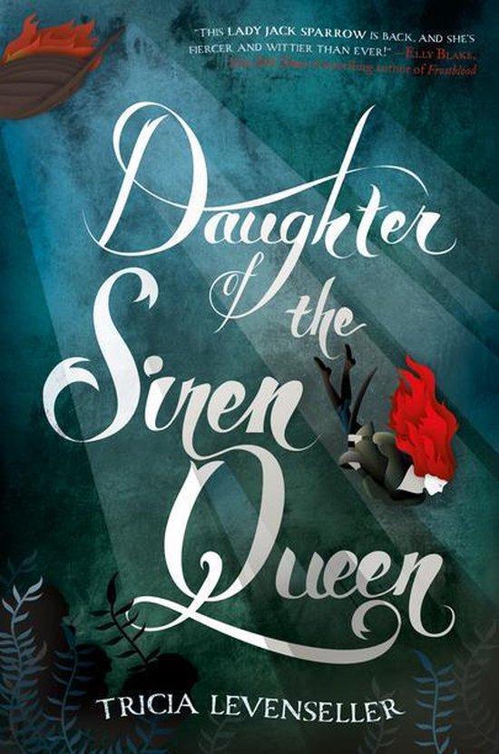 Boek cover Daughter of the Siren Queen van Tricia Levenseller (Onbekend)