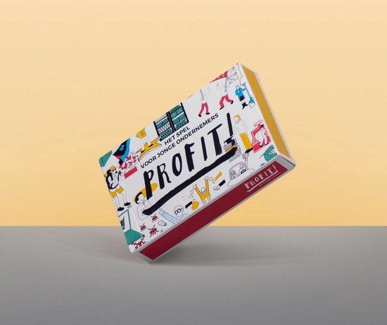 Profit! Het snelle en spannende spel over ondernemen