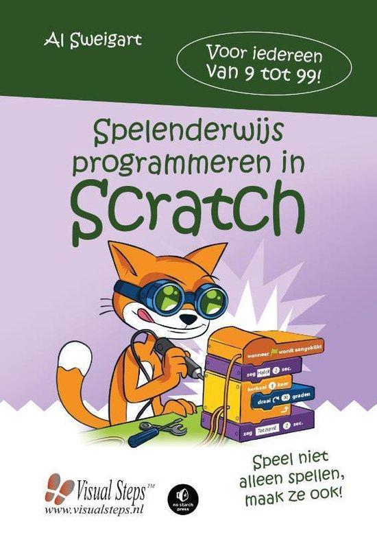 Spelenderwijs programmeren in Scratch - Al Sweigart |