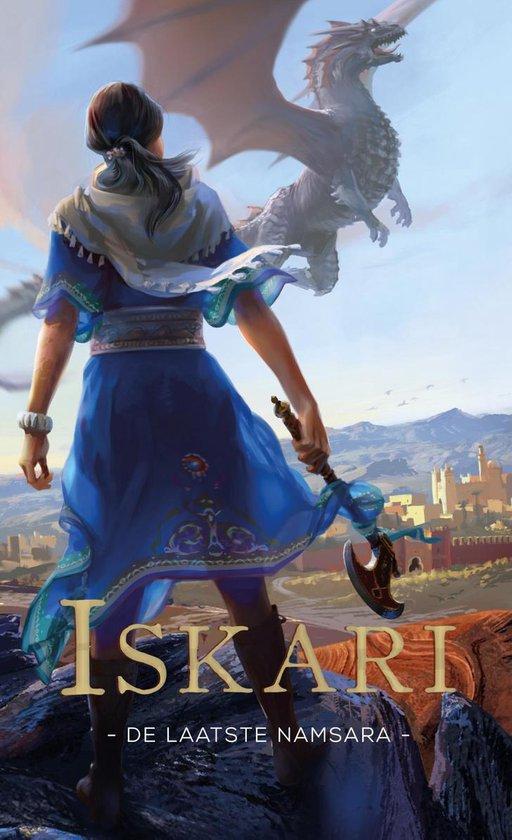 Iskari 1 - De laatste Namsara - Kristen Ciccarelli  