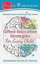 Omslag Gifted Education Strategies for Every Child