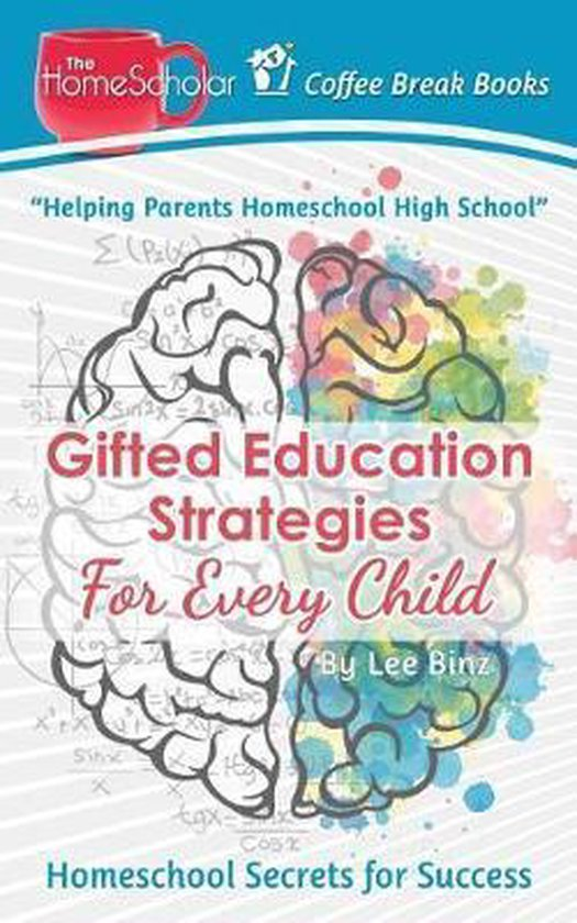 Omslag van Gifted Education Strategies for Every Child