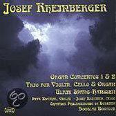 Organ Concerto 1&2/Trio F