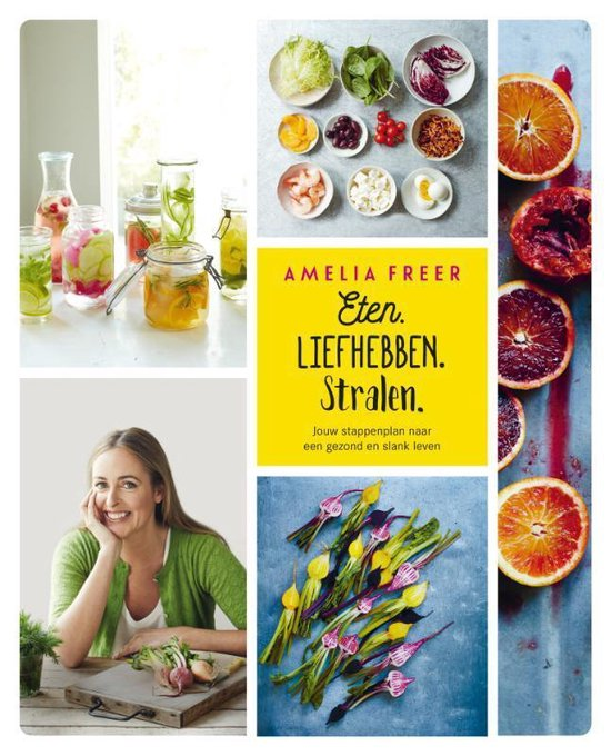 Eten. liefhebben. stralen - Amelia Freer   Readingchampions.org.uk