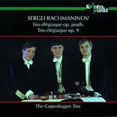Rachmaninov: Trio elegiaque / The Copenhagen Trio
