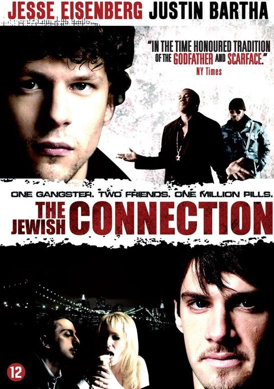 Cover van de film 'Jewish Connection'