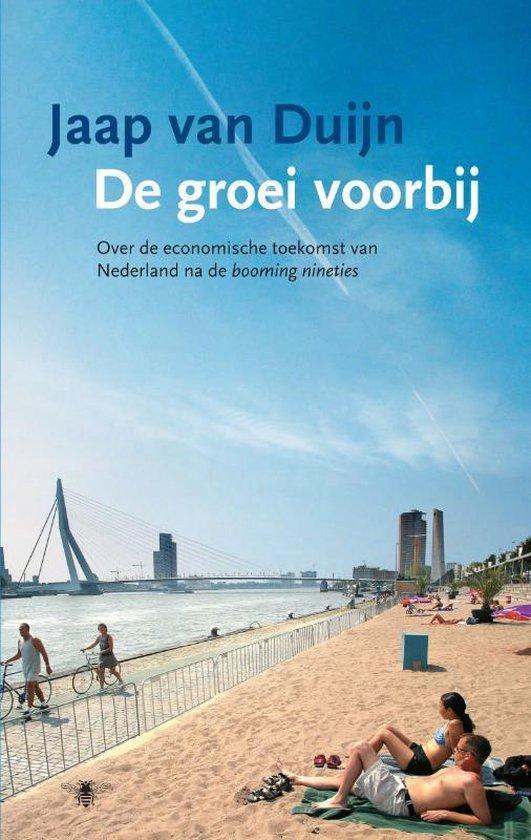 De groei voorbij - Jaap van Duijn pdf epub