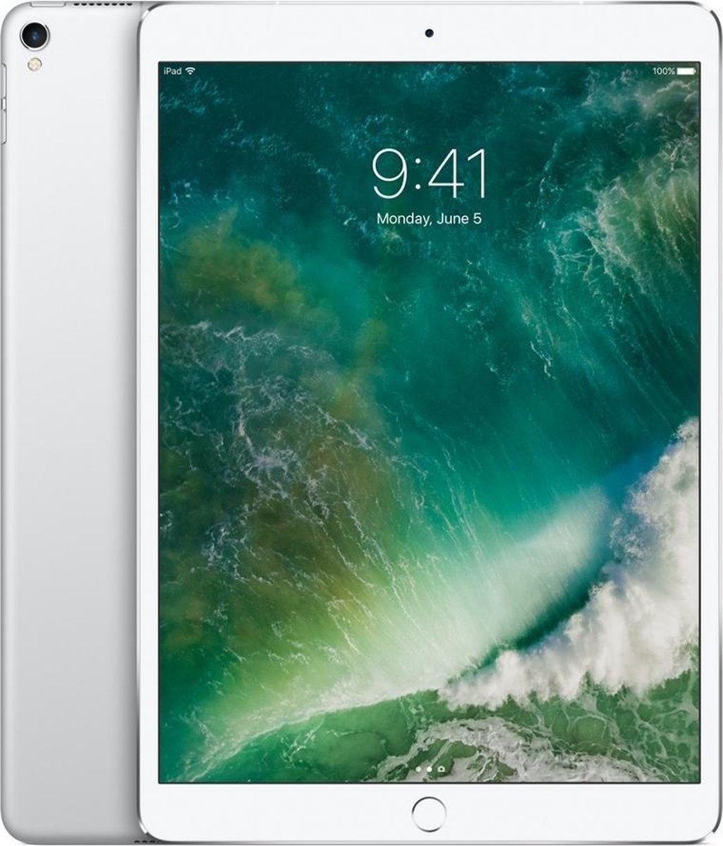 Apple iPad Pro A10X 64 GB 3G 4G Zilver