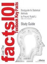 Studyguide for Statistical Methods by Freund, Rudolf J.