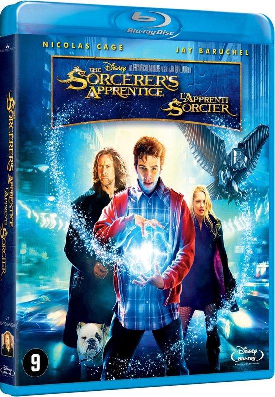 Cover van de film 'Sorcerer's Apprentice'