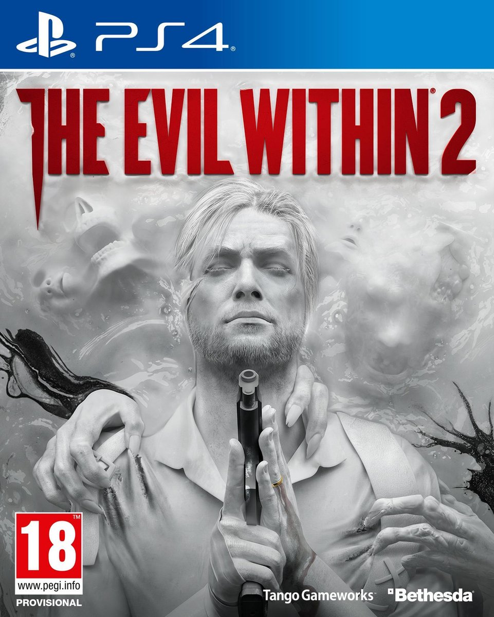 The Evil Within 2 - PS4 - The Evil Within 2 Ben Ps4