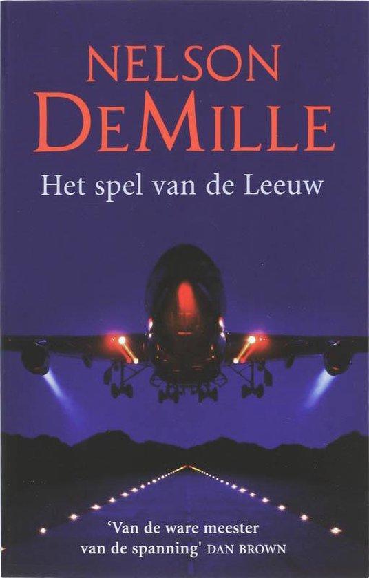 Het Spel Van De Leeuw - Nelson De Mille  