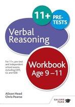 Verbal Reasoning Workbook Age 9-11