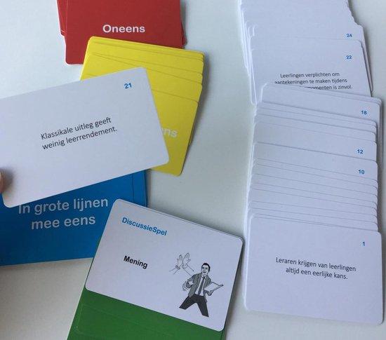 DiscussieSpel (voor leraren) - Arnold Brouwer | Fthsonline.com